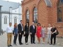 Литву посетил председатель Комиссии по сохранению наследия США за рубежом Пол Пакер