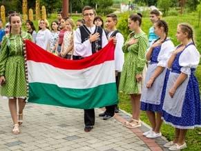 Начала работу старшая смена украинского лагеря «Истоки толерантности»
