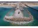 Израиль опубликовал снимки возводимых в море заграждений