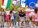 В украинском лагере «Истоки толерантности» прошли греческий, еврейский и межнациональный дни