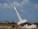 Обстрел Сдерота из сектора Газы. Ракета попала в дом