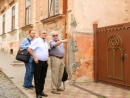 Генеральный директора ВЕК Роберт Зингер продолжил знакомство с Черновцами