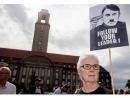 Правые экстремисты провели в Берлине акцию в честь годовщины смерти Рудольфа Гесса