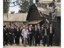 Глава немецкого МИДа Хайко Маас посетил мемориал в бывшем нацистском концлагере Аушвиц-Биркенау
