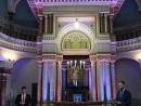 Нетаниягу посетил синагогу Вильнюса и почтил память Джона Маккейна