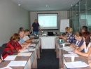 В Житомире прошел семинар для учителей из мест проекта «Защитим память»