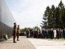 Еврейская община Эстонии приняла участие в открытии Мемориала памяти жертв коммунизма