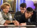 Впервые после Второй мировой войны в Вильнюсской Хоральной синагоге состоялась церемония написания нового свитка Торы