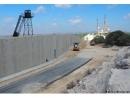 Израиль возводит заградительные сооружения на границе с Ливаном