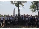Церемония памяти в Минеральных Водах