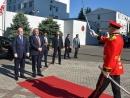Либерман в Грузии: поможем защищать родину