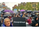 В Манчестере евреи вышли на митинг против антисемитизма