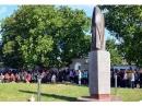 В Дубоссарах прошел митинг памяти жертв Холокоста