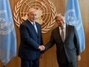 Нетаниягу встретился в Нью-Йорке с генеральным секретарем ООН