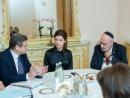 Супруга Президента Украины договорилась о сотрудничестве Фонда Порошенко с Израилем