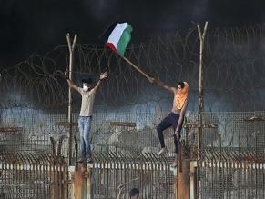 5000 жителей Газы предприняли попытку прорыва границы – на суше и на море