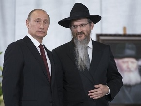 In rare criticism, Russian chief rabbi blasts supply of S-300 missiles to Syria