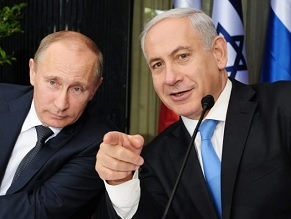 Downing of Russian Plane Exposed Putin's Court Jew
