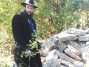 Украинские военные нашли и возвратили общине мацевы со старинного еврейского кладбища