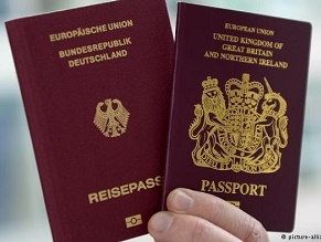 Deutsche Welle: в преддверии Brexit британские евреи запасаются немецкими паспортами