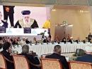 Israeli chief rabbis set out peace plan at Kazakhstan interfaith meeting