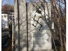 В Кишиневе вандалы осквернили могилу на еврейском кладбище