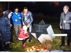В Каунасе почтили память жертв Холокоста