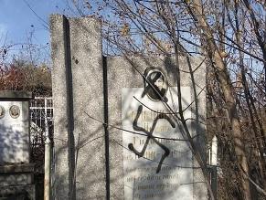 Jewish cemetery vandalized in Moldova