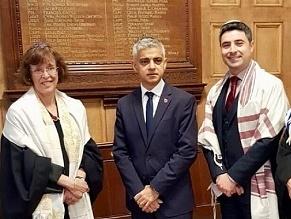 Мэр Лондона: «Лондон стоит плечом к плечу с еврейской общиной»