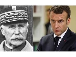 Президент Франции оскорбил евреев, назвав Петена «великим солдатом»