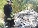 Hundreds of Jewish headstones uncovered in Ukraine