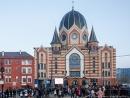 В Калининграде состоялась торжественная церемония открытия синагоги