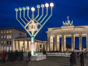 Berlin: Where Jews want to live