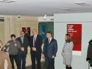 В Еврейском музее Днепра открылась выставка «За нашу и вашу свободу 1968–2018 годов»