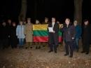 В Каунасе почтили память евреев, служивших в Литовской армии