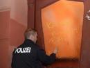 Антисемит обрисовал оскорбительными граффити 21 витрину в Берлине