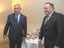 Биньямин Нетаниягу провел встречу с госсекретарем США Майком Помпео
