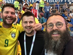 The rabbis using social media to reach Russians with a dormant Jewish heritage