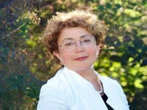 Поздравление с Ханукой председателя Еврейской общины (литваков) Литвы Фаины Куклянски