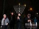 Евреи Эстонии отмечают праздник Хануки