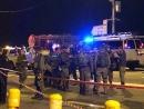 Теракт на перекрестке Офра. Шестеро пострадавших