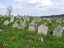 Ukraine Jewish cemetery gets protective fence with German funds
