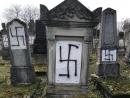 Осквернено 37 памятников на еврейском кладбище в Эльзасе