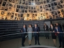 Президент Молдовы посетил мемориальный комплекс «Яд Вашем»