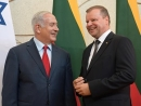 Israel PM urges Baltics to push EU on Iran