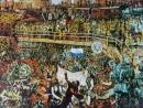 Петербуржцам покажут картину татарского художника о Холокосте