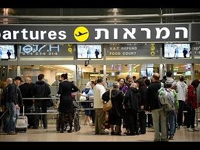 ЦСБ: в 2018 году рекордное количество израильтян побывало за границей