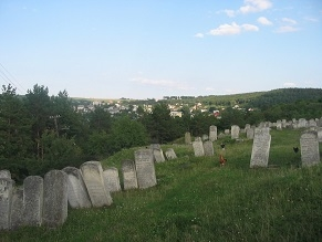 EU funds mapping of Jewish cemeteries in Eastern Europe