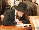 «Университет» для взрослых по изучению Торы открылся в синагоге в Витебске