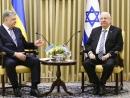 Ukrainian President visits Rivlin, looks froward to enhanced relations